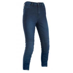 Spodnie damskie skrócone Oxford Original Approved Jeggings AA blue indygo