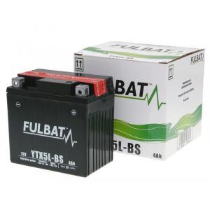 Maintenance free battery FULBAT FTX5L-BS (YTX5L-BS)