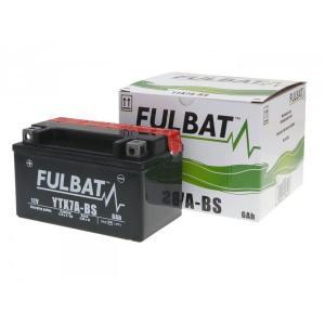 Maintenance free battery FULBAT FTX7A-BS (YTX7A-BS)