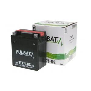 Maintenance free battery FULBAT FTX7L-BS (YTX7L-BS)