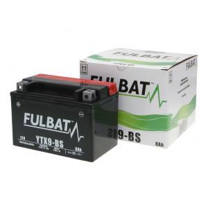 Maintenance free battery FULBAT FTX9-BS (YTX9-BS)