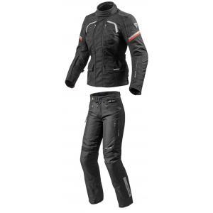 Damski kombinezon motocyklowy Revit Neptune GTX czarny
