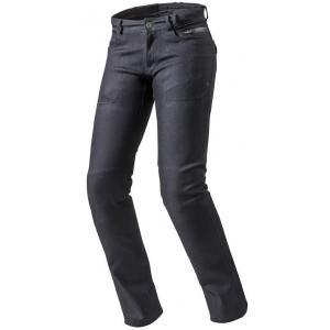 Damskie jeansy motocyklowe Revit Orlando H2O RF niebieskie wyprzedaż