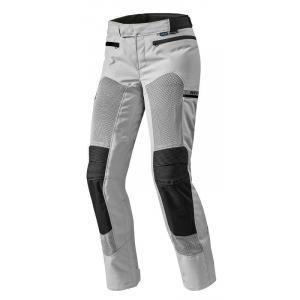 Damskie spodnie motocyklowe Revit Tornado 2 srebrne wyprzedaż