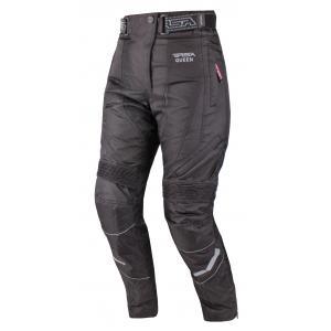 Damskie spodnie motocyklowe RSA Queen czarne