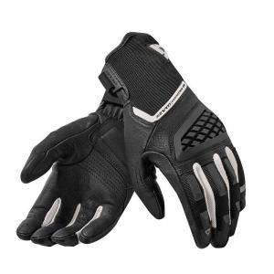 Damskie rękawice motocyklowe Revit Neutron 2 czarno-białe wyprzedaż
