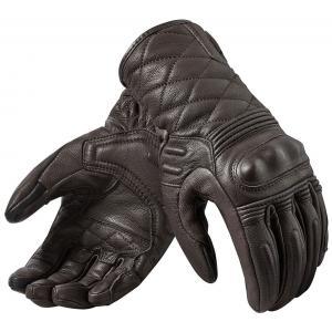 Damskie rękawice motocyklowe Revit Monster 2 brązowe wyprzedaż