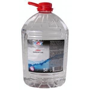 Woda destylowana 5L