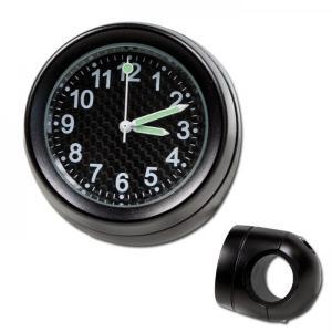 Zegarek na kierownicę R-TECH czarny