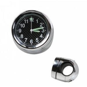 Zegarek na kierownicę R-TECH chromowany