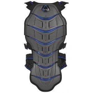 Ochraniacz kręgosłupa, ochraniacz pleców Tryonic 3.7 szaro/niebieski