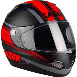Integralny kask motocyklowy Lazer Kite Lumino Arrow Pure Carbon wyprzedaż