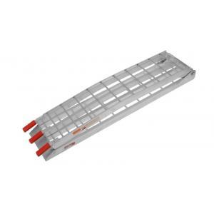 Składana rampa najazdowa wąska MX Q-TECH aluminiowa