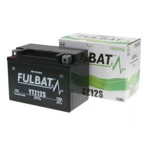 Factory activated battery FULBAT FTZ12S (YTZ12S)