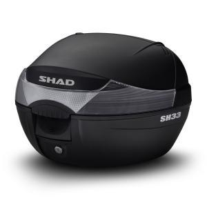 Top case SHAD SH33 Black