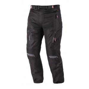 Spodnie motocyklowe RSA Racer 2 czarne - skrócone