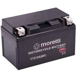 Bezobsługowy akumulator żelowy Moretti MTZ10S, 12V 8,6Ah