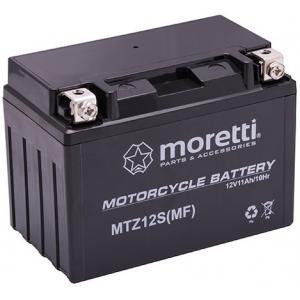 Bezobsługowy akumulator żelowy Moretti MTZ12S, 12V 10Ah