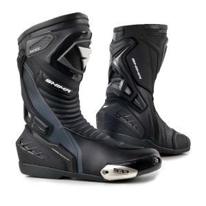 Buty motocyklowe Shima RSX-6 czarne