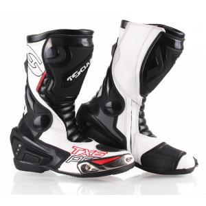 Buty motocyklowe Tschul TX6-Pro czarno-białe