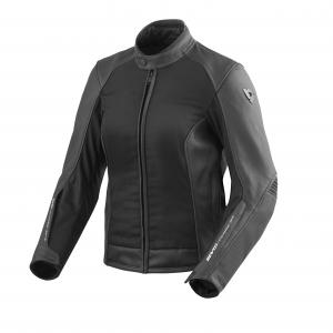 Damska kurtka motocyklowa Revit Ignition 3 czarna