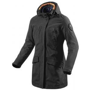 Damska kurtka motocyklowa Revit Metropolitan czarna wyprzedaż