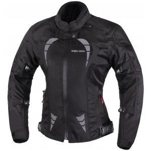 Damska kurtka motocyklowa RSA Queen czarna