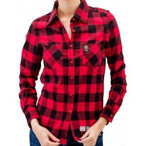 Damska koszula Black Heart Redneck wyprzedaż