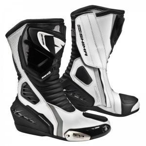 Damskie buty motocyklowe Shima RWX-6 białe