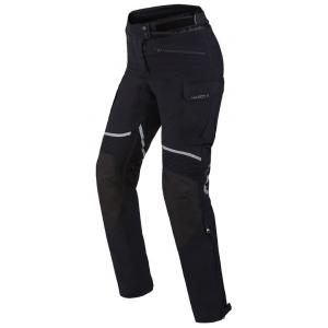 Damskie spodnie motocyklowe Rebelhorn Hardy II czarne