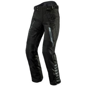 Damskie spodnie motocyklowe Rebelhorn Hiker II czarne wyprzedaż