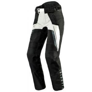 Damskie spodnie motocyklowe Rebelhorn Hiker II czarno-szare wyprzedaż
