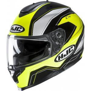 Integralny kask motocyklowy HJC C70 Lianto MC4H wyprzedaż
