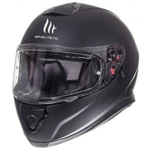 Integralny kask motocyklowy MT Thunder 3 SV czarny matowy