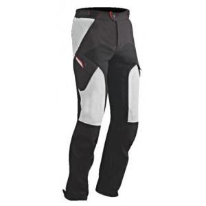 Spodnie motocyklowe IXON Crosstour 2 czarno-szare wyprzedaż