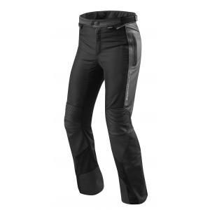 Damskie spodnie motocyklowe Revit Ignition 3 czarne skrócone
