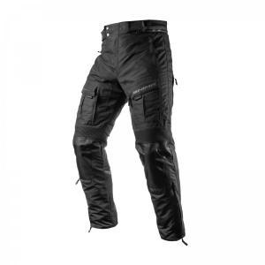 Spodnie motocyklowe Shima Rift czarne