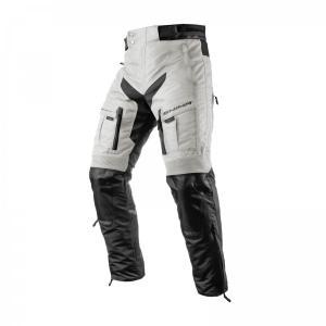 Spodnie motocyklowe Shima Rift czarno-szare