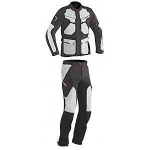 Kombinezon motocyklowy IXON Crosstour czarno-szary