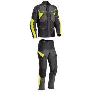 Kombinezon motocyklowy IXON Crosstour czarno-żółty