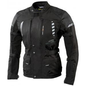 Kurtka motocyklowa Rebelhorn Hiker II czarna