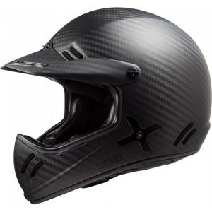 Motocrossowy kask LS2 MX471 Xtra Solid Carbon
