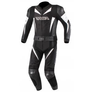 Kombinezon motocyklowy RSA GPX czarno-biały