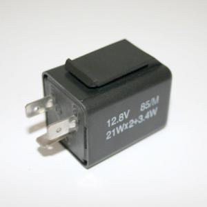 Przerywacz kierunkowskazów, elektroniczny 3 pinowy 12V