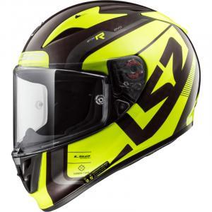 Integralny kask motocyklowy LS2 FF323 Arrow C EVO Sting fluo żółty