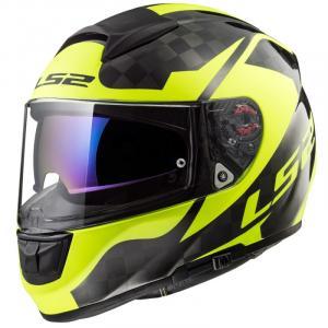 Integralny kask motocyklowy LS2 FF397  Vector C EVO Shine wyprzedaż