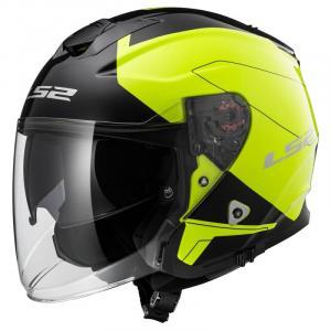 Otwarty kask motocyklowy LS2 OF521 Infinity Beyond wyprzedaż