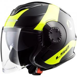 Otwarty kask motocyklowy LS2 OF570 Verso Technik wyprzedaż