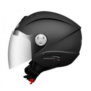 Otwarty kask motocyklowy MT City Eleven SV czarny matowy