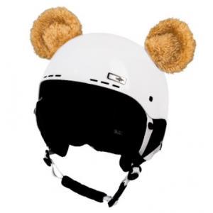 Uszy na kask Niedźwiadek